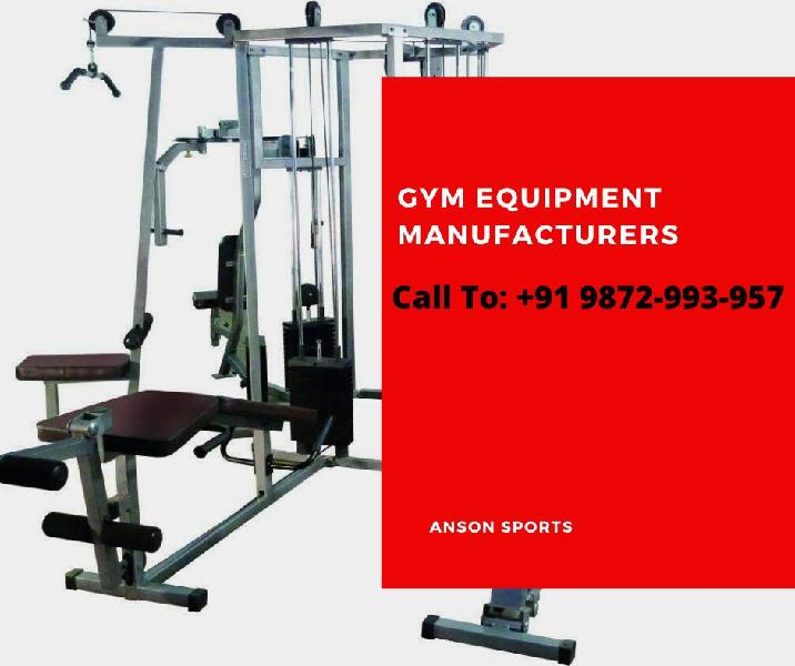 Fitness and exercise equipments manufacturers lajpat nagar