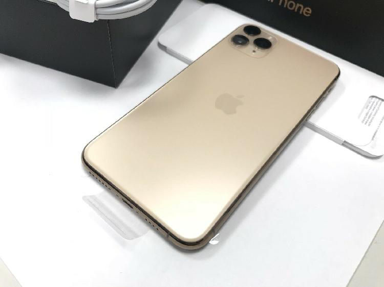 Apple iphone 11 pro max with bill and warranty 52