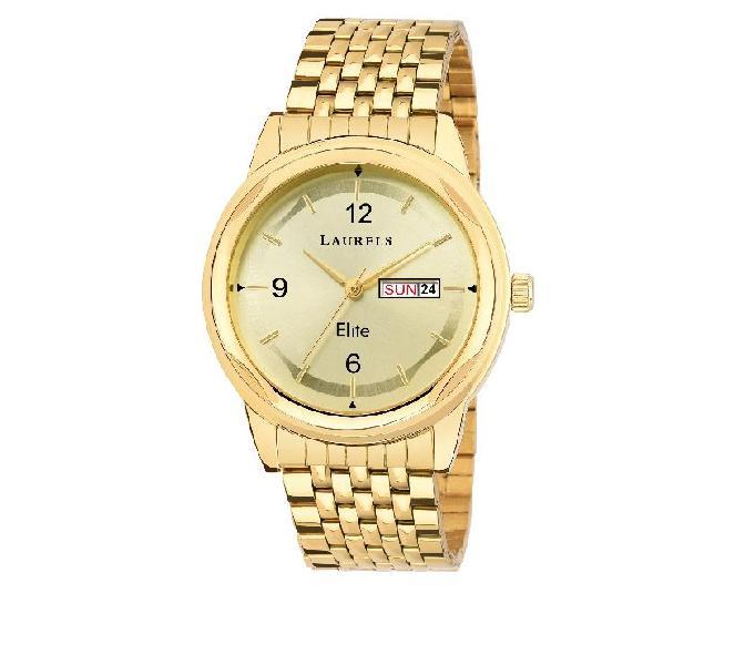 Laurels men's analog watch
