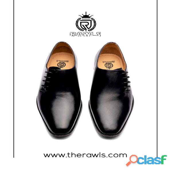 Title : handcrafted leather dress shoes for men