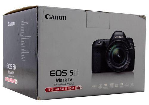 Brand new original canon eos 5d mark iv dslr with bills fd