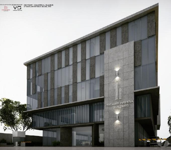 Commercial space in prime location of bangalore
