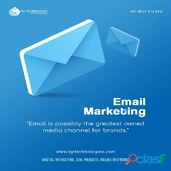 Best SMS marketing and email marketing companies in Kochi Kerala