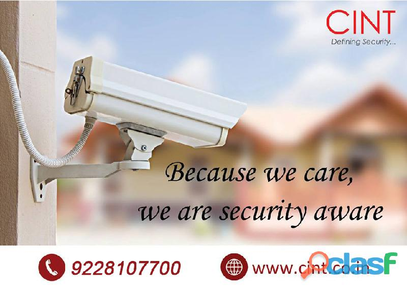"""cctv camera with installation  high definition video quality"""