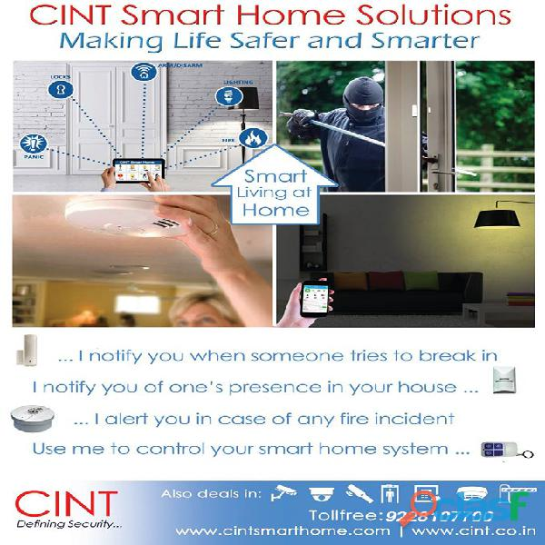 """ wireless security alarm system for office home etc """