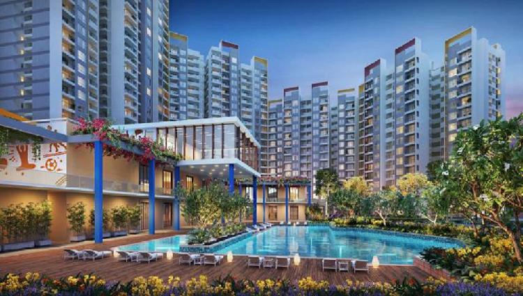 Shapoorji pallonji joyville premium apartments in 2 3 4