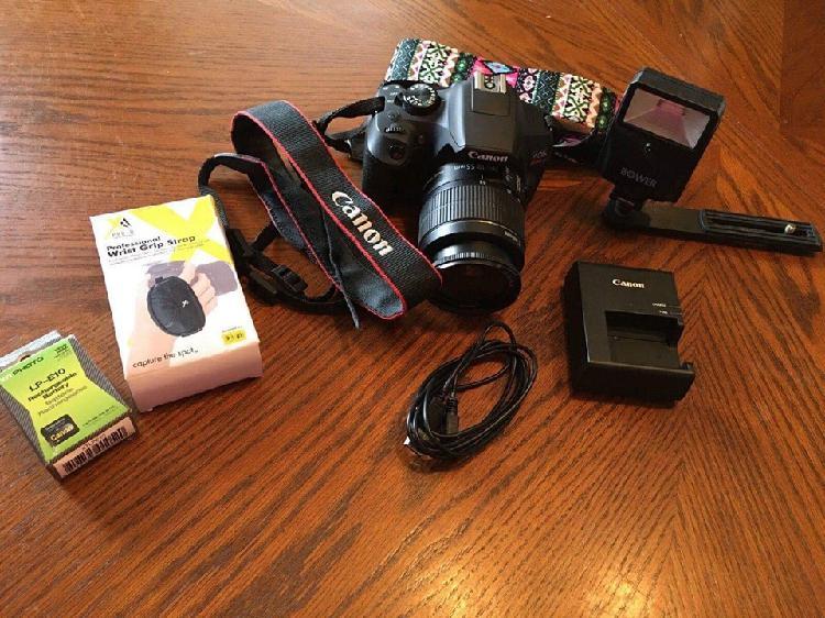 Brand new and original canon eos 80d 242mp digital slr cam