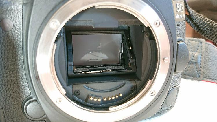 Canon eos 5d mark iv 304mp digital slr camera black body f