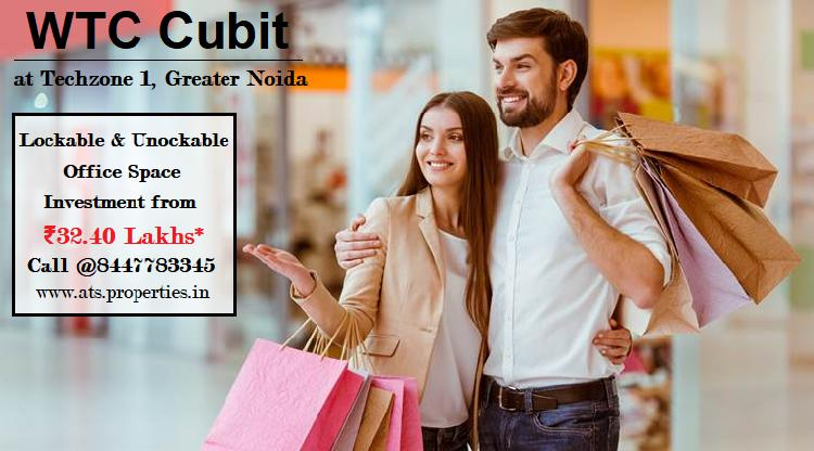 Wtc cubit noida transforming the way the world does business