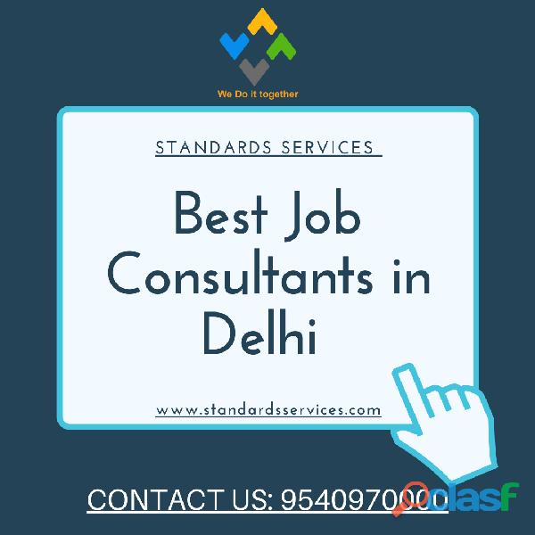 Best job consultants in delhi