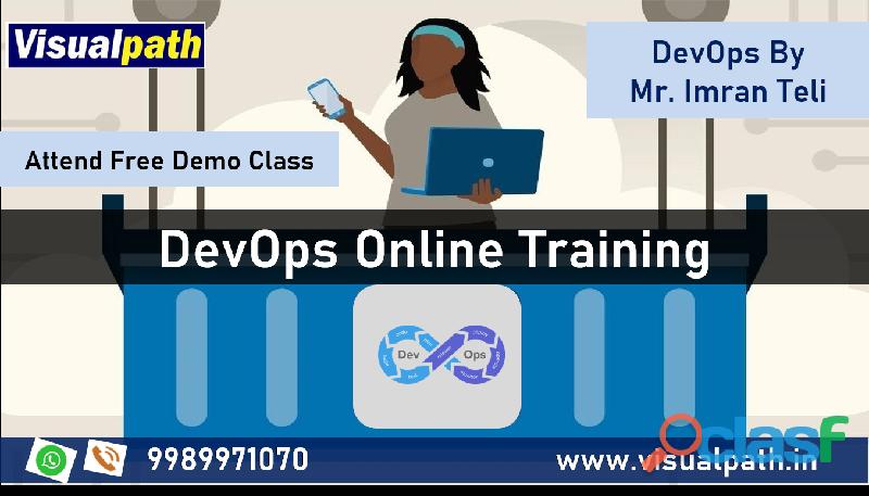Devops training in ameerpet | devops online training