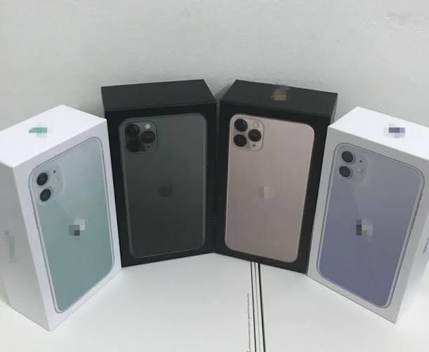 Apple iphone 11 pro max 256gb space gray factory unlocke n