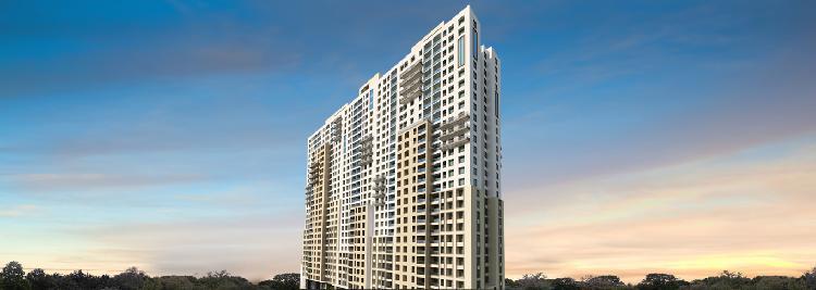 Rustomjee azziano majiwada thane flats for sale call 81306