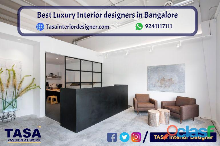 Top luxury interior designers in bangalore