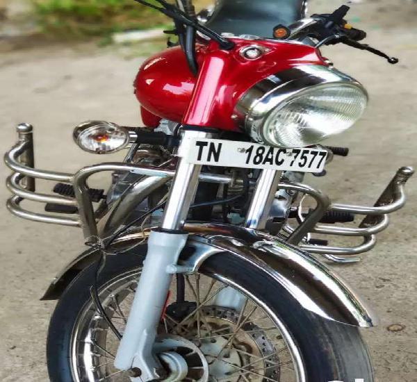 2015 royal enfield electra 350cc single owner for reasonable