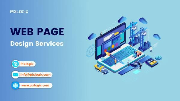Affordable web page design services in india - computer