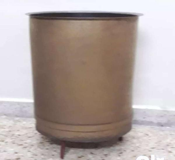 Antique 150 yrs old brass water container