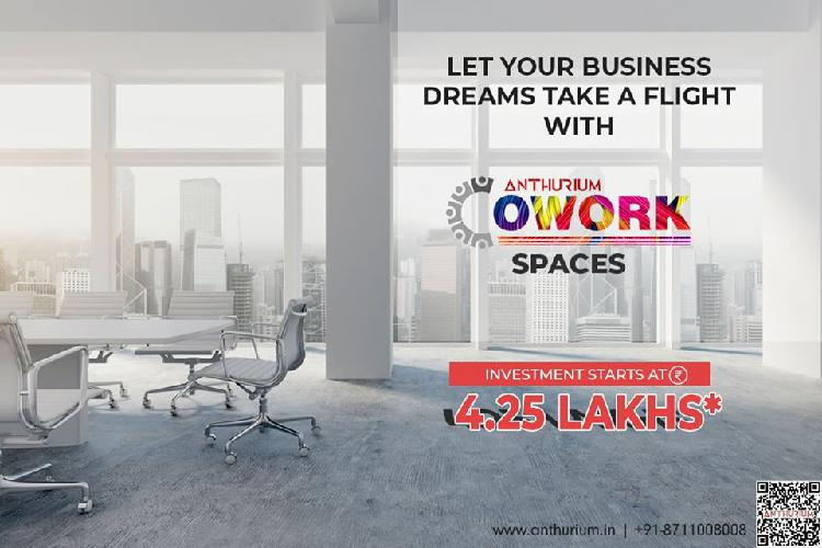 Book coworking office space in noida sector 73