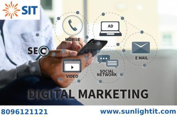 Digital marketing services in hyderabad - computer services