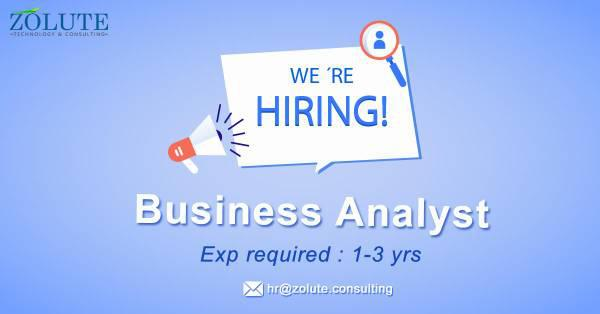 Business analyst (software) - software/qa/dba/etc