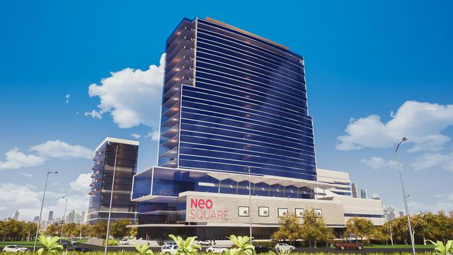 Neo square commercial spaces in gurgaon neo developers