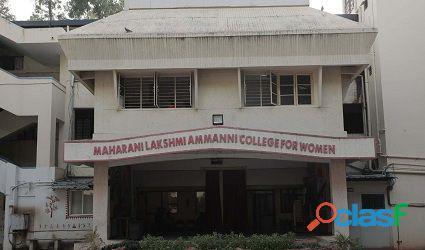 Maharani Lakshmi Ammanni college placements | MLAC Placements