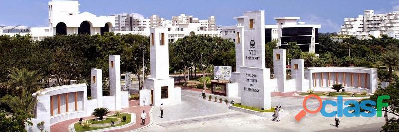 VIT courses | VIT university courses | VIT Courses Offered