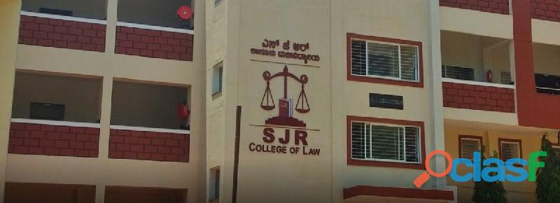 SJR Law College Placements