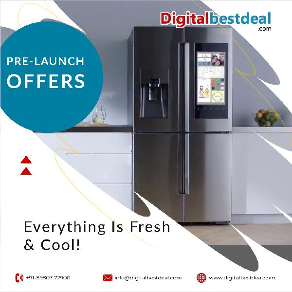 Buy the latest refrigerators online at the best prices surat