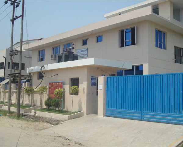 Factory Shed 100000 sqft for Lease Ecotech Greater Noida