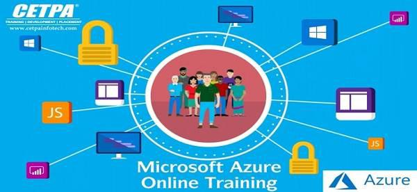 Easy to learn microsoft azure online course at cetpa