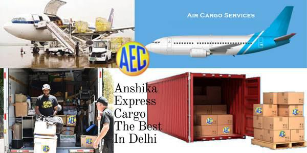 Hire the best, air cargo service in india-anshika express