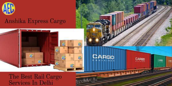 Hire the best, rail cargo service in delhi-anshika express