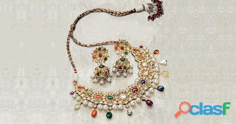The finest quality luxury jewellery in Delhi,