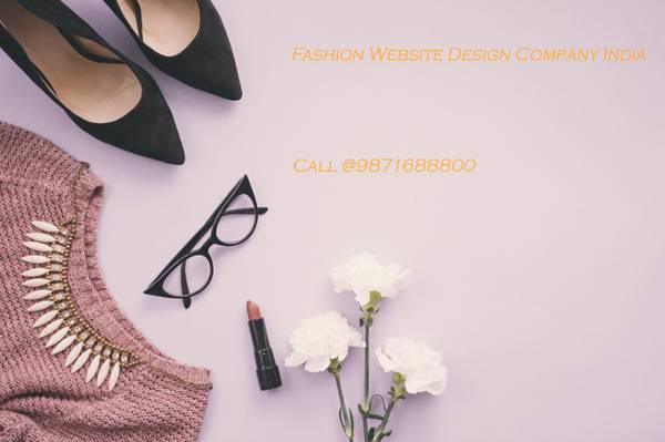 Fashion website design company in india - computer services