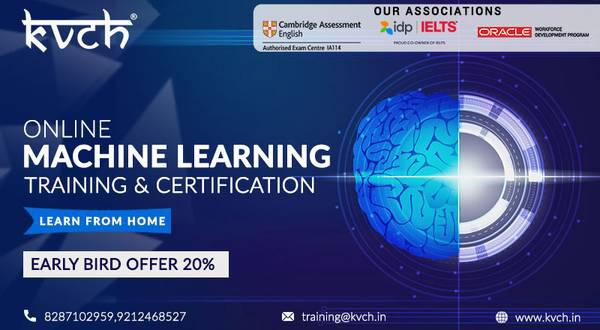 Online machine learning sessions by industry expert -