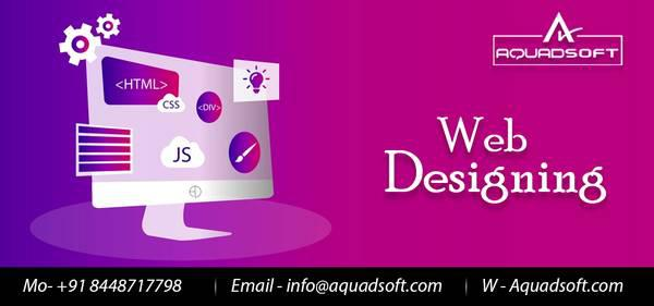 Top website designing company india - creative services