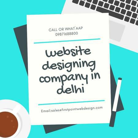 Web designing company in delhi - computer services