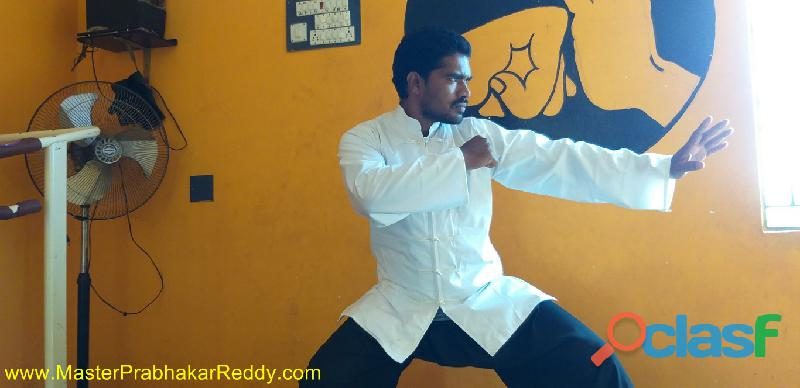 Kick Boxing Nellore Martial arts Master Prabhakar Reddy +91 9849465401 7