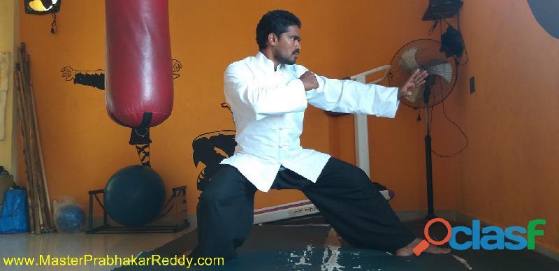 Kick Boxing Nellore Martial arts Master Prabhakar Reddy +91 9849465401 9