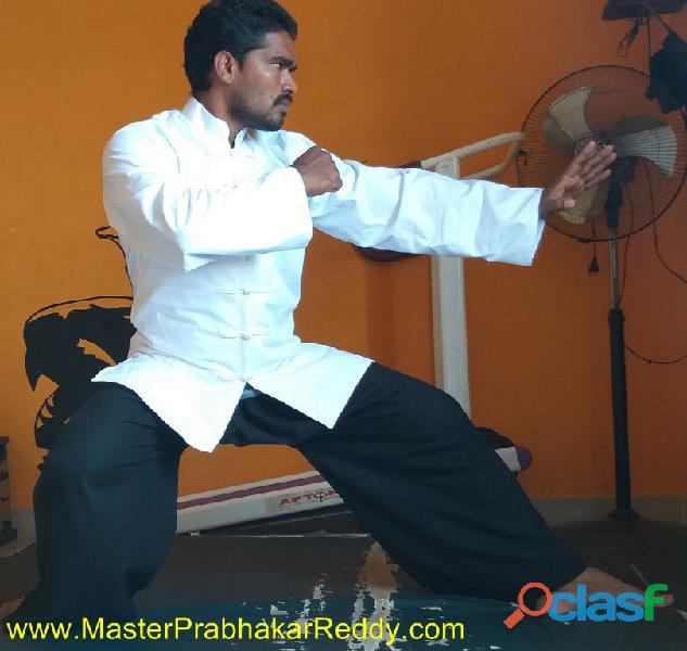Kick Boxing Nellore Martial arts Master Prabhakar Reddy +91 9849465401 11