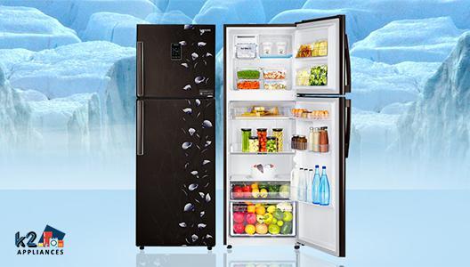 Double door refrigerator price below 20000