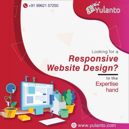Professional responsive website design services company