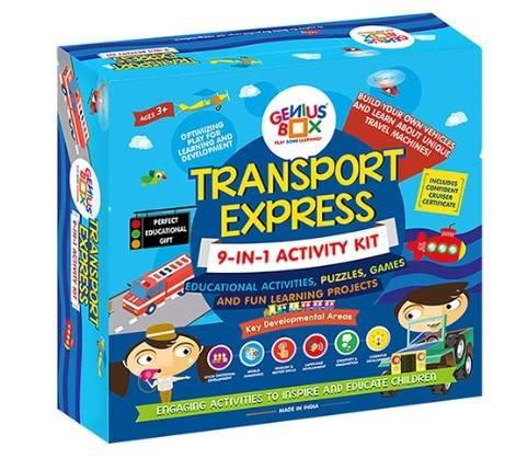 Buy genius box transport express kit online - toys & games -