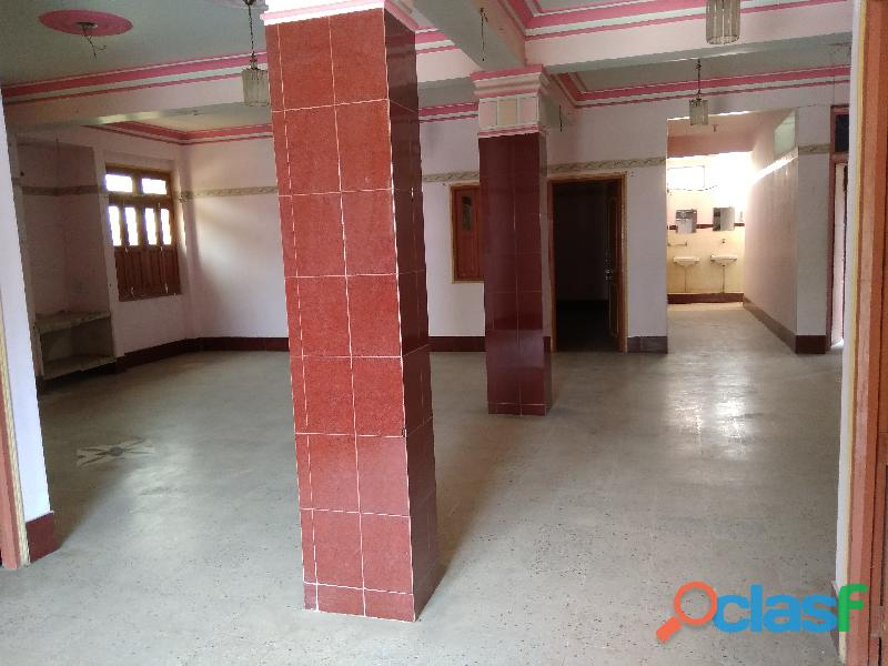 2000 SQ FT COMERCIAL SPACE MUZAFFARPUR BIHAR AVAILBLE