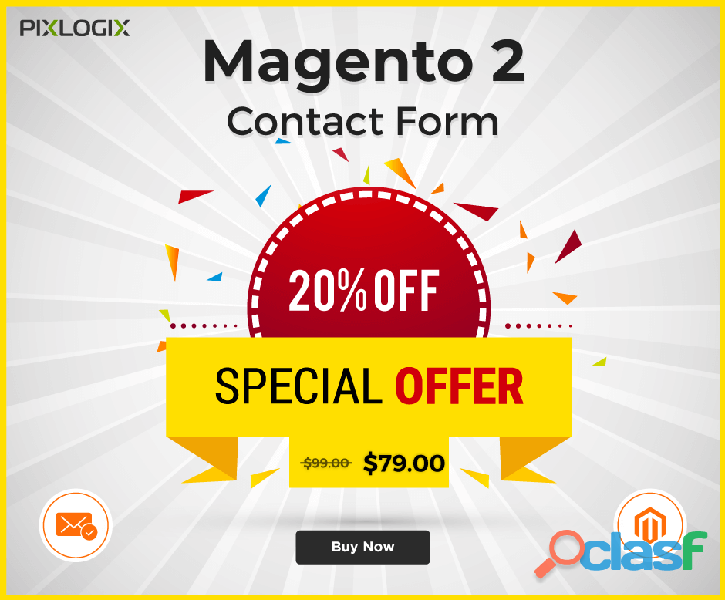 Best magento 2 contact form extension provider