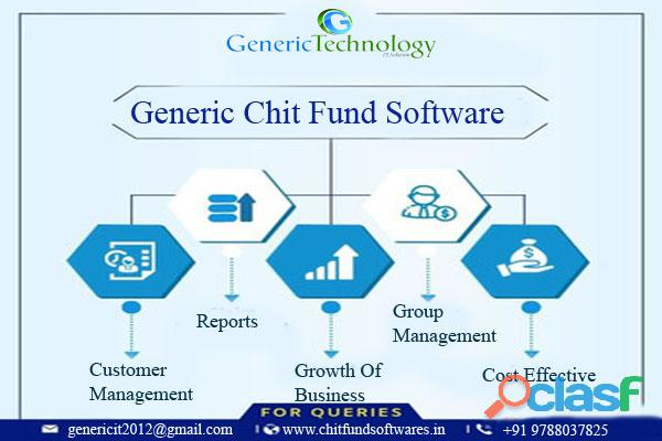 Chit Fund Software   Generic Chit Fund Software