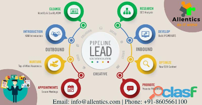 Lead Generation Services | Online Lead Generation Services in Pune