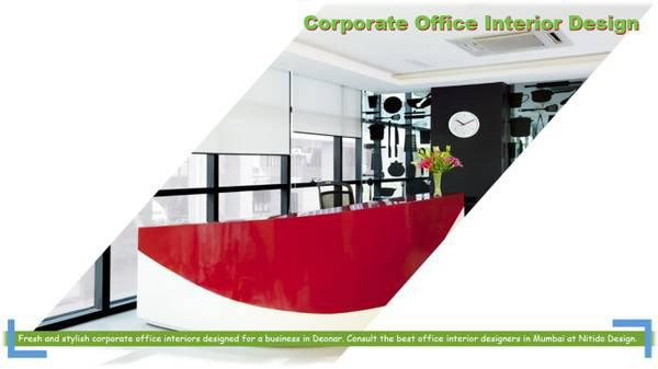 Ways in which top corporate office interiors affect business