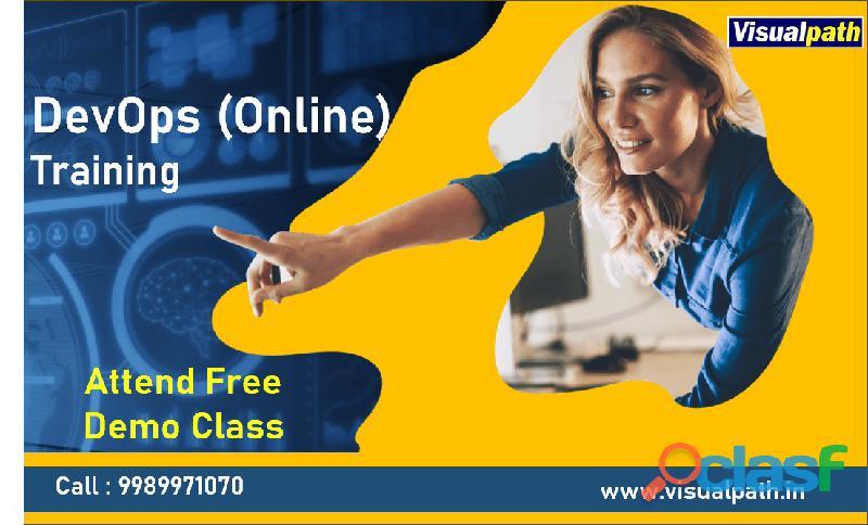 DevOps Training institute in Ameerpet | DevOps Online Training